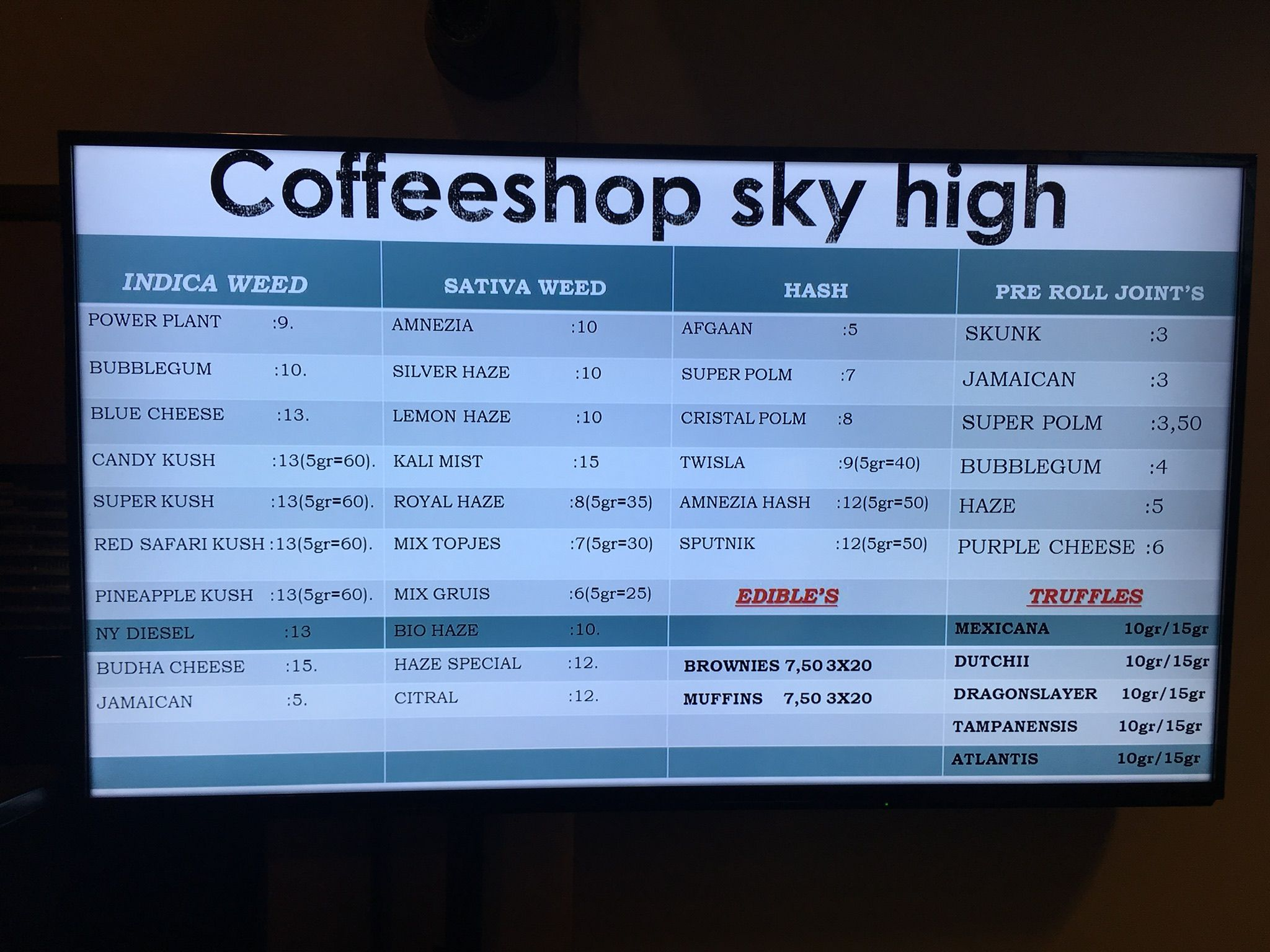 Rotterdam Coffee Shops A Different Vibe Cannabis Growing